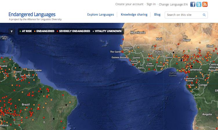 endangered-languages