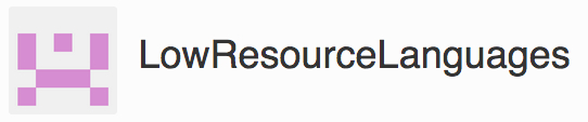 low-resource-languages